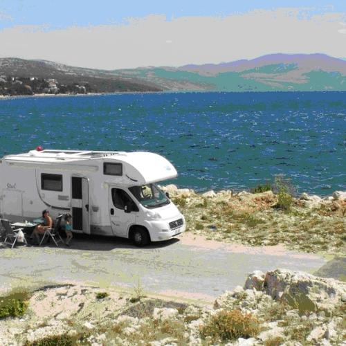 Camping Plitvice: Kroatië Per Zwerfwagen
