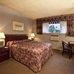 Kamer in Travelodge Hotel