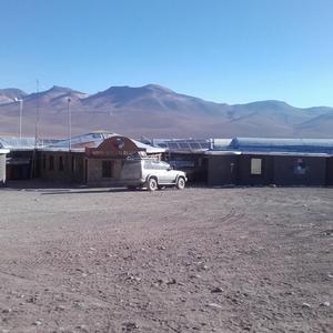 Siloli Desert -Hotel Tayka del Desierto