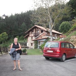 Casa Rural Ogoño Mendi in Elantxobe