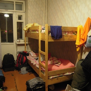 Slaapzaal 8 personen