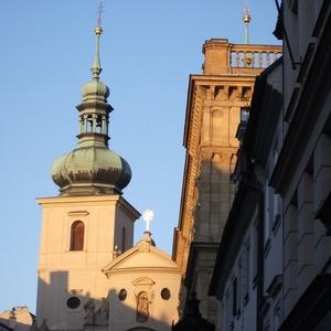 Havelskakerk in Praag.