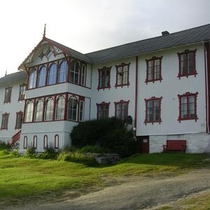 Hjerkinn Fjellstue, lekker old fashion...