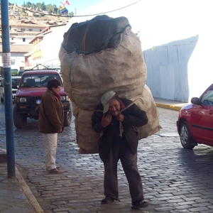 Save Our Planet, Save Peru - het ophalen van PET-flessen voor recyclage