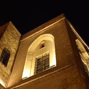 Mardin by night