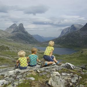 Noorwegen met kinderen