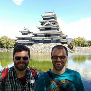 Japan 2015 - Matsumoto kraaienkasteel