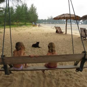 Vrij als een vogel in Zuid Thailand