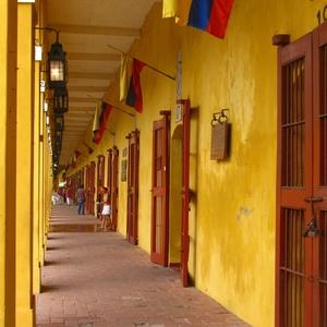 Cartegena koloniale stad