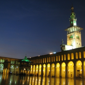 Ommayaden moskee in Damascus