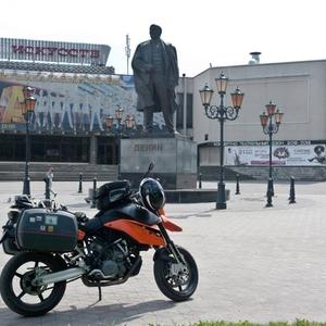 motorreis Kaliningrad Rusland
